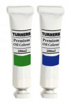 Turners Premium Oil Paint
