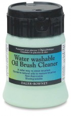 Daler Rowney Water Washable Oil Brush Cleaner 250ml
