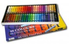 Inscribe Gallery Oil Pastels Set of 48