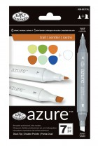Royal Langnickel Azure Markers Trail Colour Set