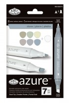 Royal Langnickel Azure Markers Stone Colours Set