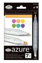 Royal Langnickel Azure Markers Hue Colours Set