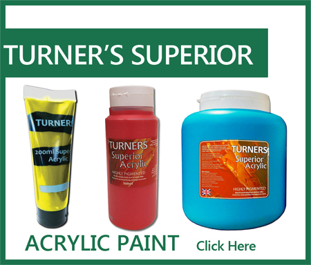 turners superior acrylic paint