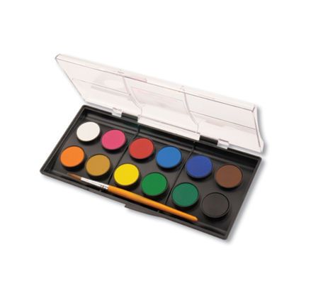 Turners Opaque Watercolour Set